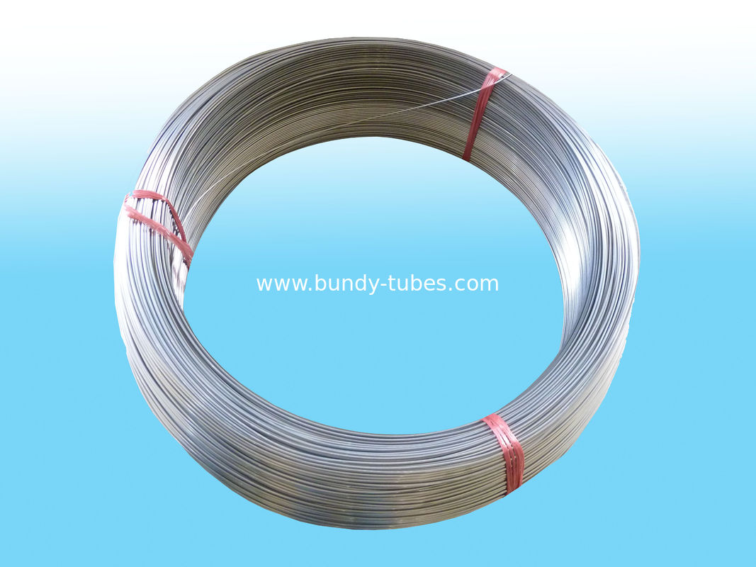 Zn Colored-Plating Galvanized Steel Tube / 4mm × 0.5mm galvanized steel pipe